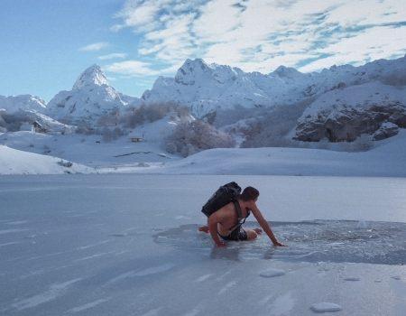 Ukrajinac za Share Montenegro: Volim rizik i kupanje u ledenim crnogorskim jezerima