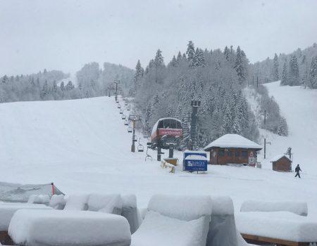 Pogledajte kako se danas skijalo u Kolašinu