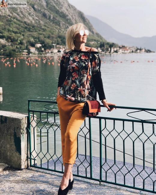 Iryna Berestovskaya style