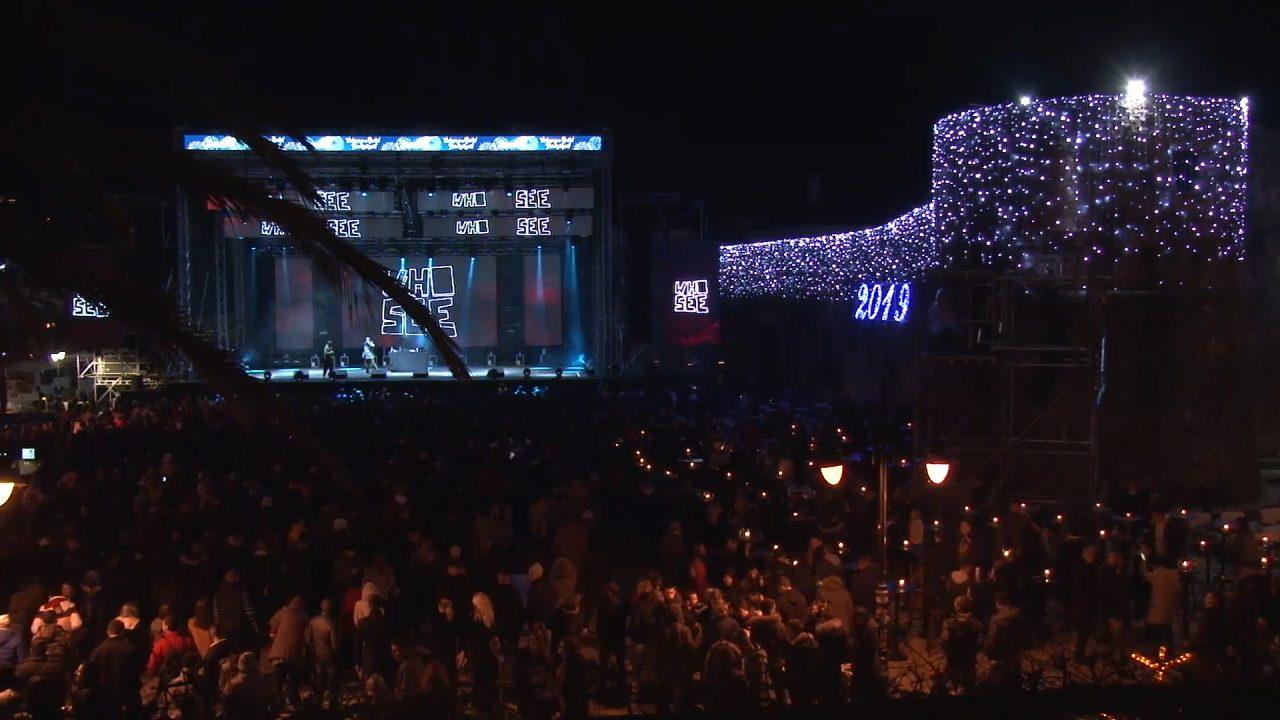 Počela proslava uz hip hop: Pogledajte kako je bilo sinoć u Budvi