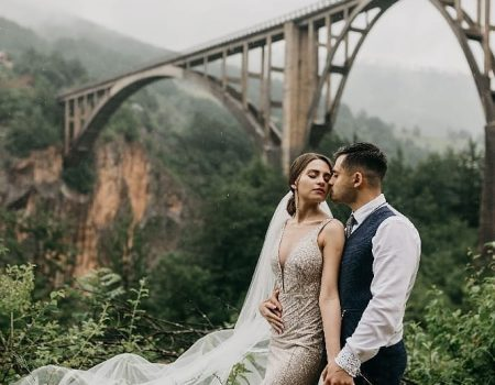 Crna Gora postaje sve popularnija destinacija za vjenčanja!