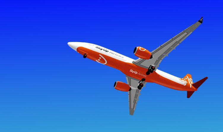 SkyUp Airlines uvodi nove linije: Od marta let Kijev-Podgorica