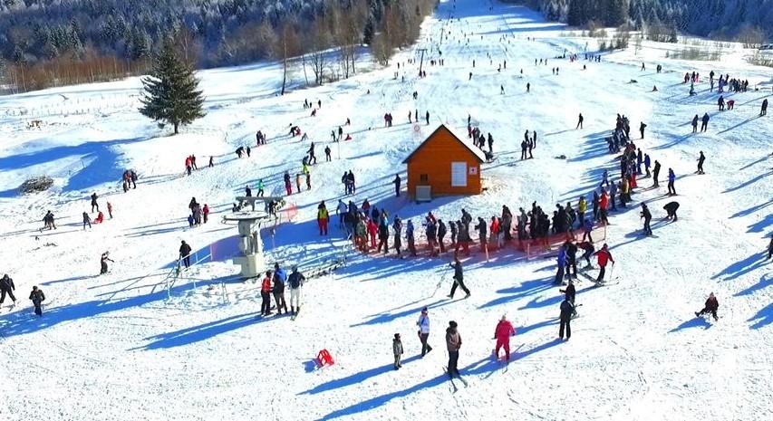 Ski centri Hajla i Lokve danas neće raditi