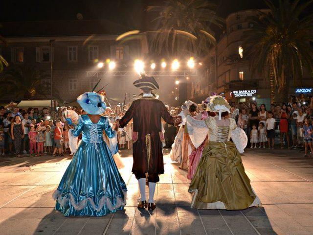 Karneval u Tivtu početkom juna