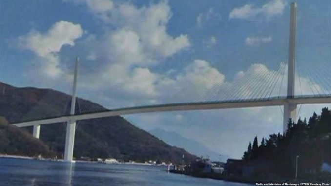 Vlada nije odustala od Veriga: Most preko Boke koštao bi skoro 70 miliona eura