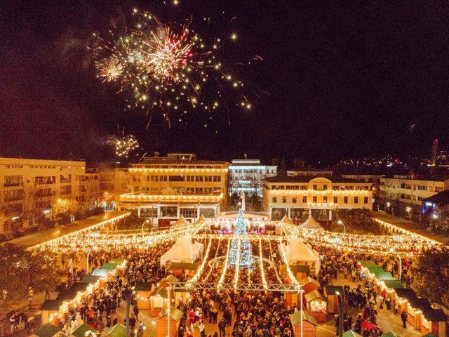 Preko 42.000 posjetilaca dočekalo Novu godinu u Crnoj Gori