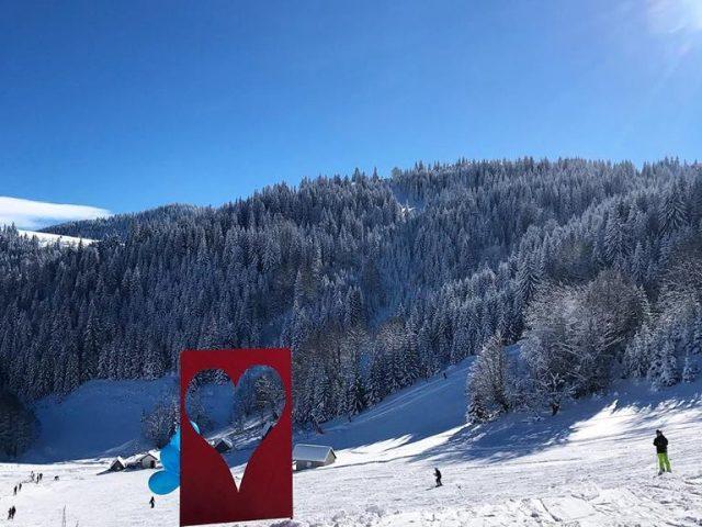 Pogledajte kako je danas bilo u ski centru Lokve