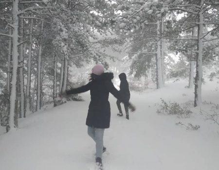 Bili smo na Sutormanu iznad Bara: Kratak bijeg na snijeg