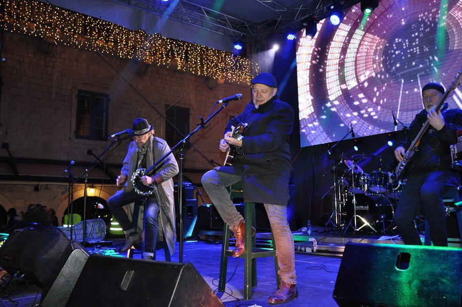 Nastup Galije oduševio publiku u Kotoru!