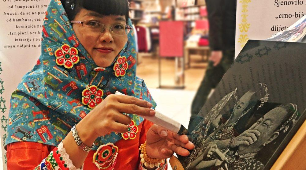Kineska umjetnost u Podgorici: Pravljenje fenjera, ispijanje čaja, zvuk bambus flaute