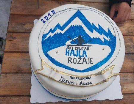 Lijep gest na Hajli: Polaznici škole skijanja iznenadili instruktore