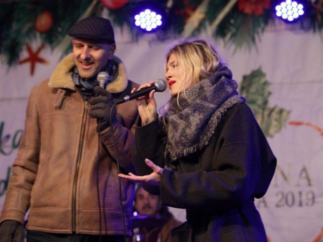 """Pjesmom """"Goro moja"""" završena """"Božićna pjaceta"""" u Budvi"""