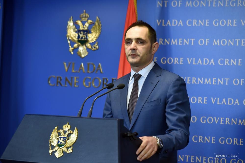 Radulović: U turizam ulažemo 320 miliona eura