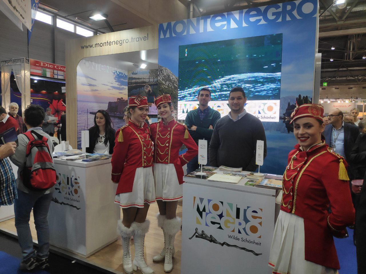 Crna Gora predstavljena na vodećem turističkom sajmu Austrije