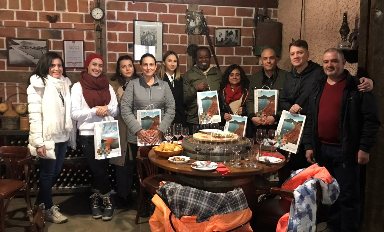 Novinari iz Brazila u posjeti Baru