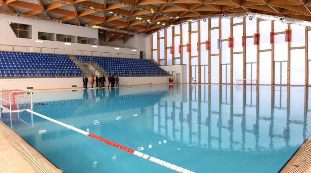 Podgorica: Od sjutra ponovo otvoren natkriveni vaterpolo bazen