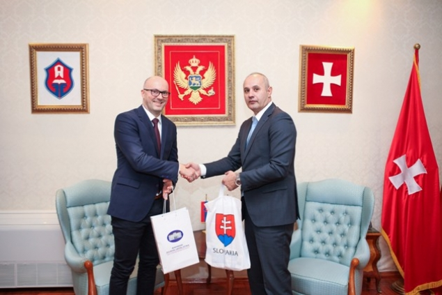 Hloben: Cetinje ima posebno mjesto u srcima Slovaka