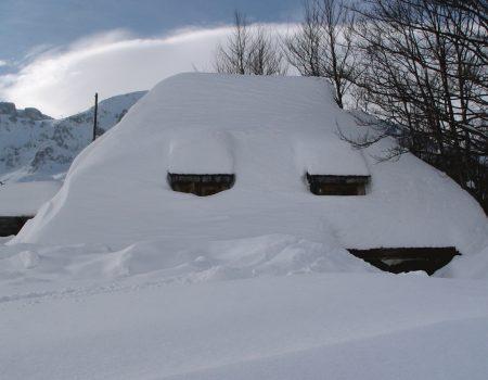 Na Žabljaku 74 cm snijega, Kolašinu 64…