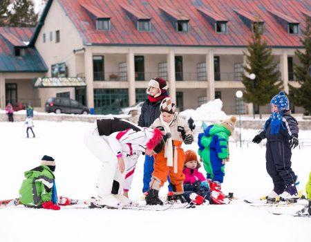 Djeca obožavaju Ivanova korita: Edukacija i zabava na planinskom vazduhu