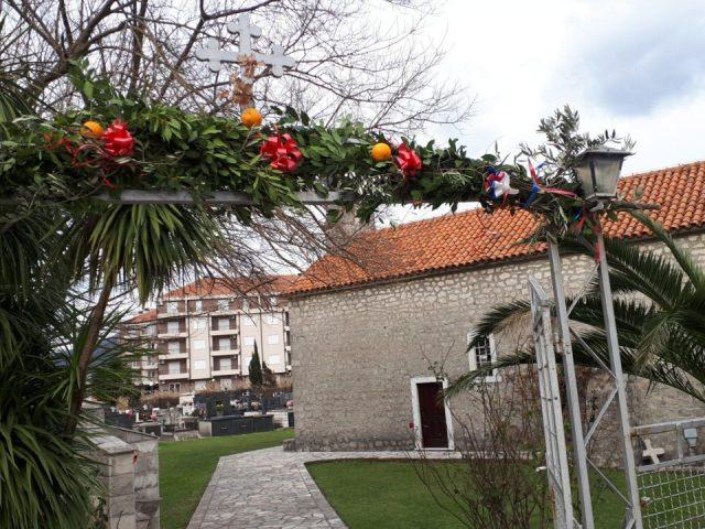 Christmas traditions in Boka bay