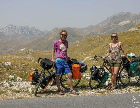Dagna i Anel biciklima osvajaju svijet, oduševljeni Durmitorom