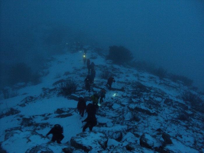 Noć punog mjeseca: Doživite svitanje na vrhu Subre