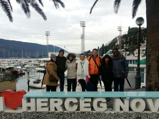 Novinari iz Brazila u posjeti Crnoj Gori