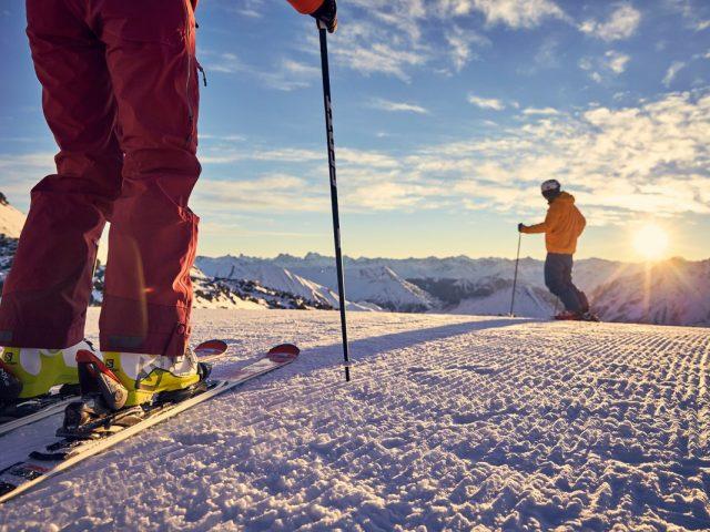 Visina sniježnog pokrivača u Ski centrima
