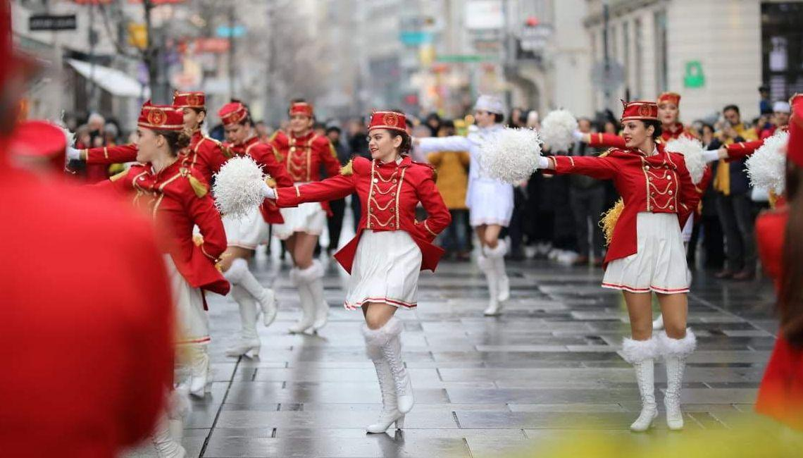 Karavan Praznika mimoze privukao veliku pažnju građana Austrije, Srbije i Vojvodine