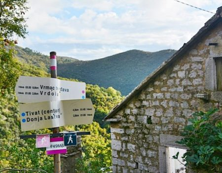 Gornja Lastva: Božanstveno selo Boke Kotorske
