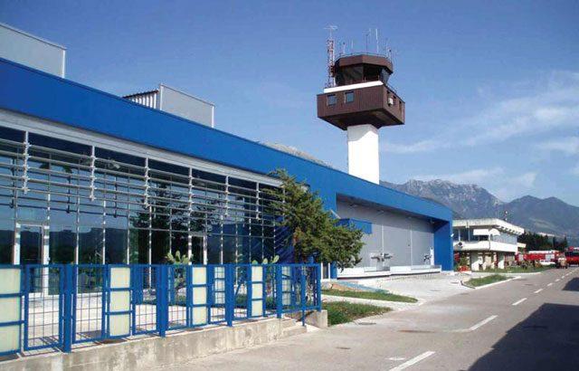 Letovi sa tivatskog aerodroma preusmjereni na Podgoricu