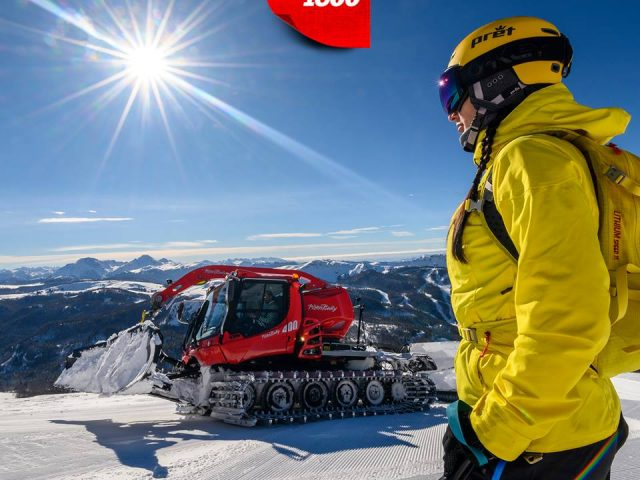 Kolasin 1600 opening party on Saturday! New: six-seat lift!