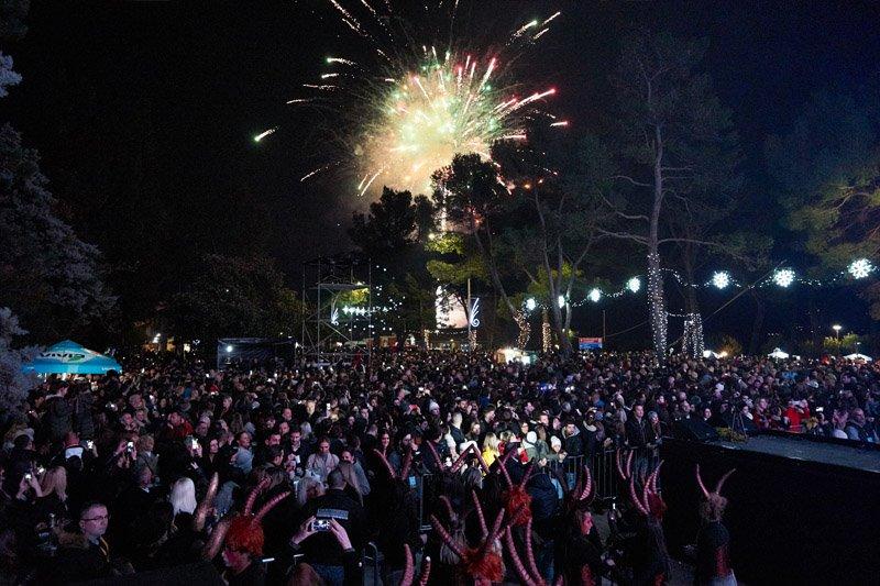 Još se priča o Čolinom koncertu: Praznik mimoze okupio region