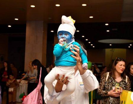 Pogledajte kako je bilo na Dječijem maskenbalu u Igalu