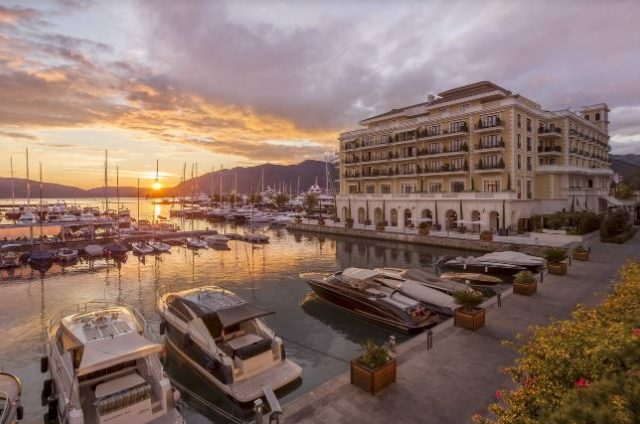 Regent Porto Montenegro nominovan za prestižnu nagradu