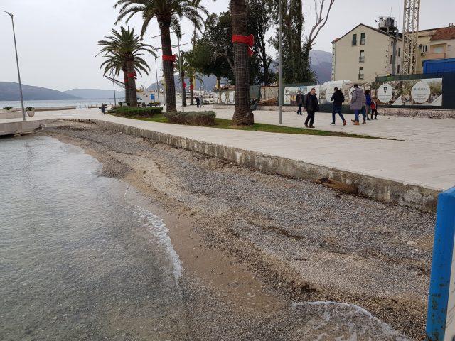 Tivat: Predstavnici Morskog dobra i opštine provjerili kakvo je stanje kupališta