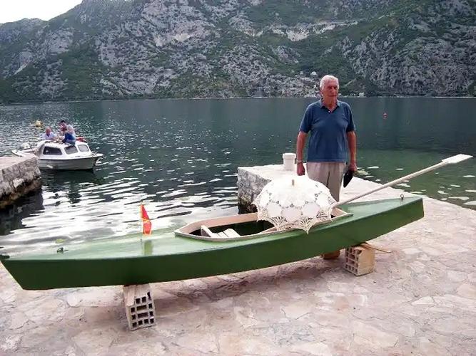 Gondola ljubavi i ovog ljeta će ploviti u Risnu