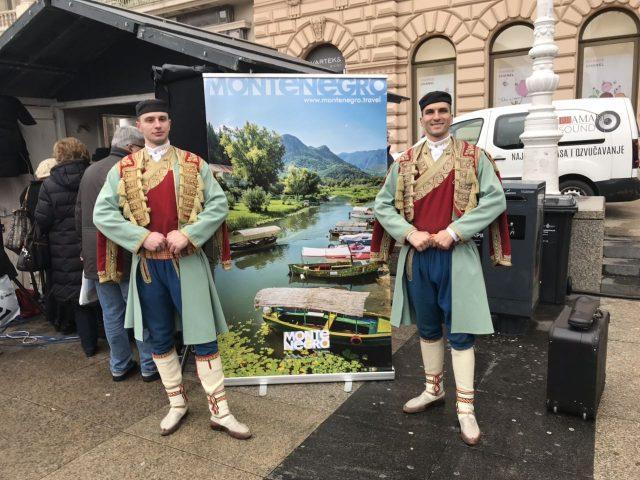 TO Bar i TO Cetinje predstavile Zagrepčanima turističku ponudu