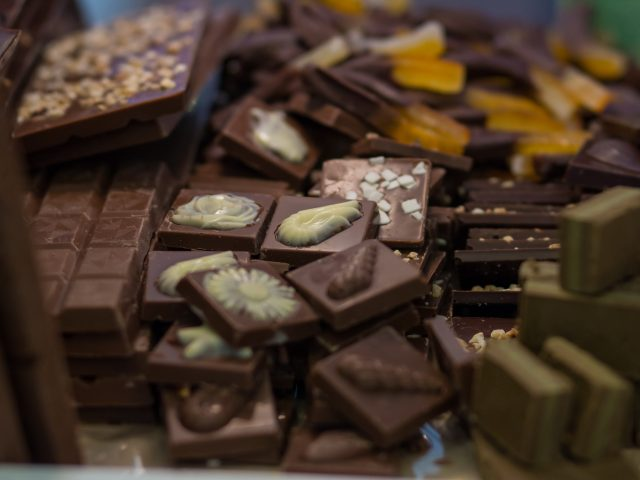 """Manifestacija """"Čokolada i vino"""" u Delti"""