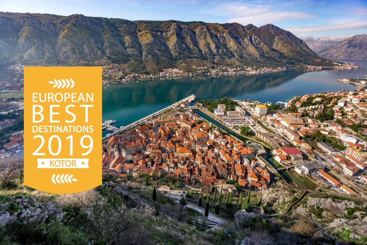 Zvanično: Kotor među 15 najboljih destinacija Evrope!