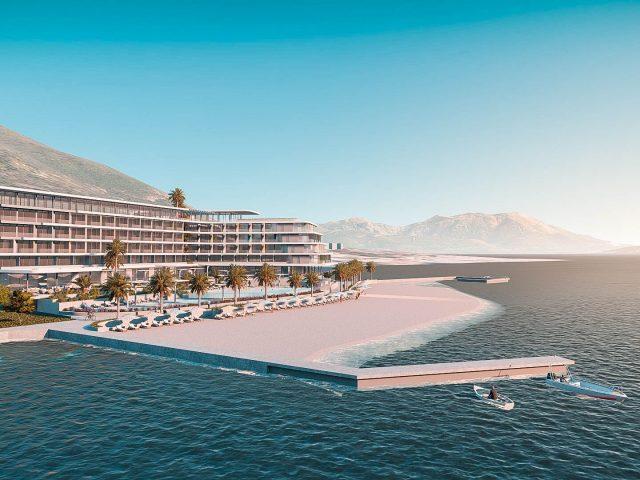 Herceg Novi dobija novi hotel: Unikatni mediteranski prostor u prelijepom Kumboru