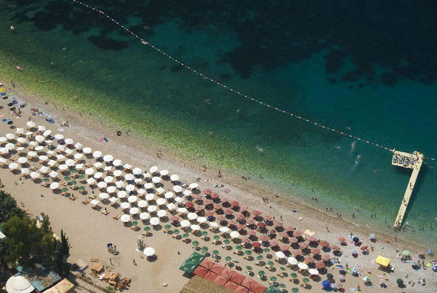 Ove plaže u Crnoj Gori imaju plavu zastavicu
