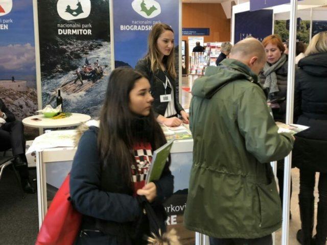 Nastup NPCG na sajmu turizma u Ljubljani pun pogodak