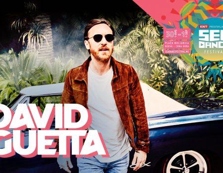 David Guetta na Sea Dance-u!