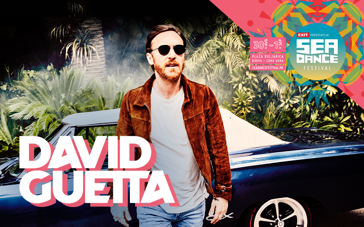 David Guetta na Sea Dance-u!