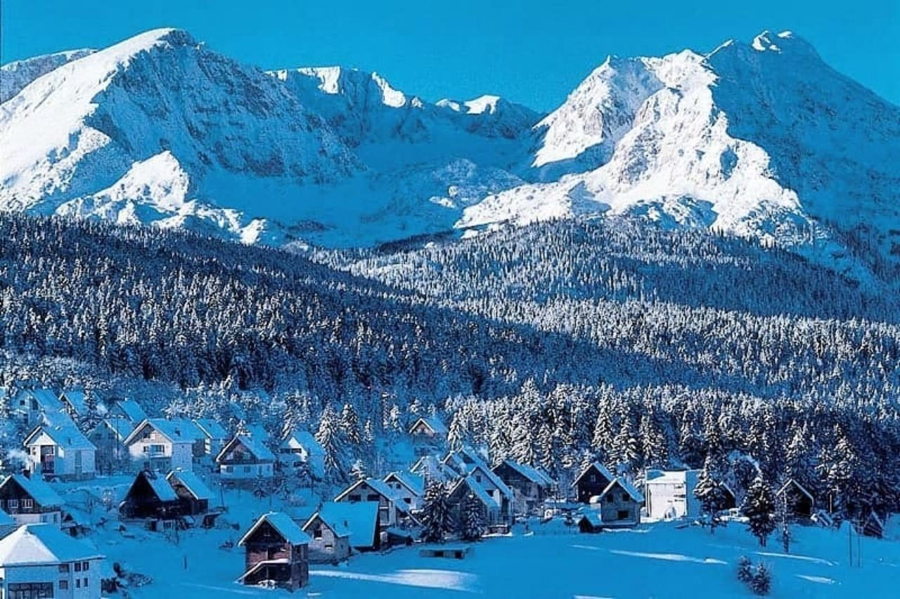 Top 5 places to visit in Žabljak during the winter