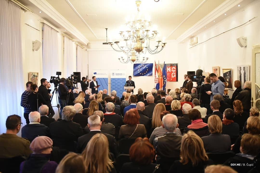 Promocija turističke ponude na manifestaciji Dani Crne Gore u Zagrebu