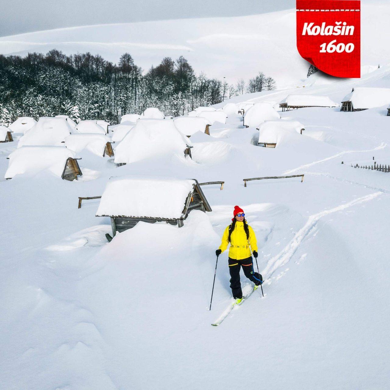 Iz Budve BESPLATNO na otvaranje skijališta Kolašin 1600!
