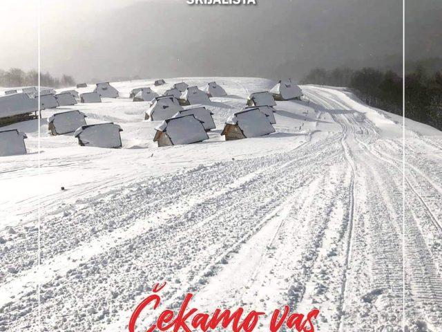 """Počinje manifestacija """"Podgorica na snijegu"""""""