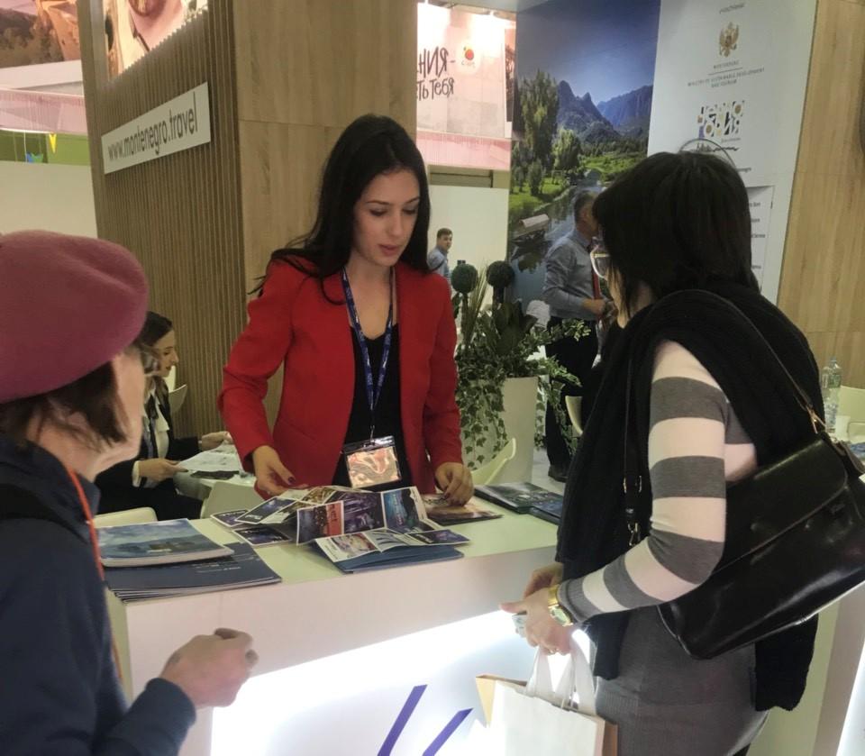 Ponuda Tivta na sajmu turizma u Moskvi, o gradu pisali i ruski mediji